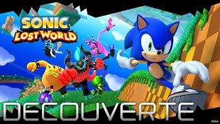 Sonic Lost World (PC Version) - Découverte