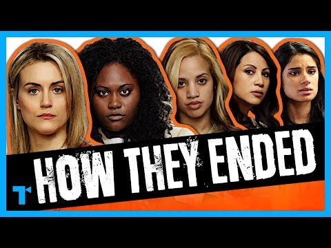 Orange is the New Black Ending Explained: Piper, Taystee, Daya, Maritza and Aleida