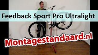 Feedback Sports Pro Ultralight Montagestandaard Racefiets Mountainbike