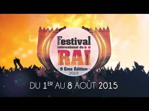 Festival du Raï SPOT 2015