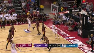 3rd Quarter, One Box Video: Los Angeles Lakers vs. Cleveland Cavaliers