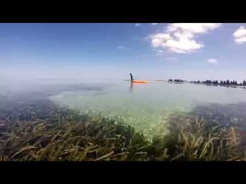 Video Safety Bay - one of the best places in Perth to Kayak