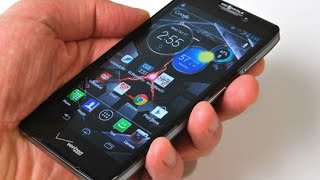 Motorola Droid RAZR HD Forgot Password Reset or Recovery