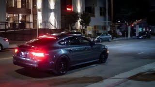 TROLLING DRIVERS 101: Bring a 750 HP Audi Family Sedan