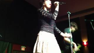 Carly Rae Jepsen - Just A Step Away LIVE