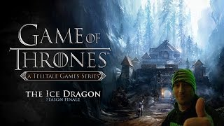 Game of Thrones Gameplay Playthrough Chapter 6 - The Ice Dragon Season Finale (PC)