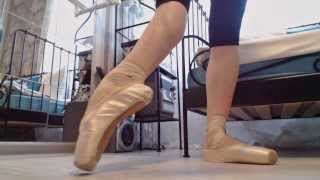 Как разработать ПОДЪЕМ? How to improve your arches - BALLET tutorial + eng subs
