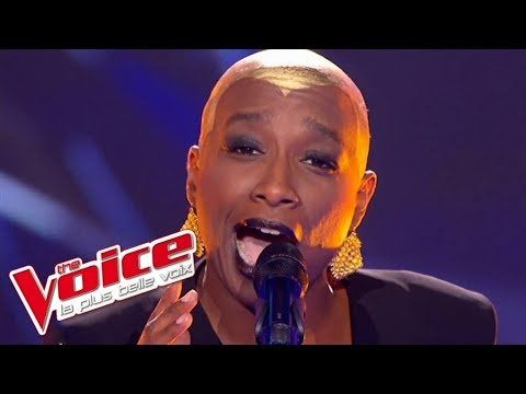Tina Turner - GoldenEye | Dominique Magloire | The Voice France 2012 | Prime 4