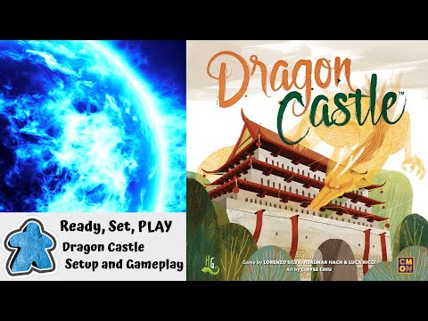 Ready, Set, PLAY - Dragon Castle Setup and Gameplay