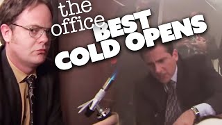 The Office US COLD OPENS | Comedy Bites