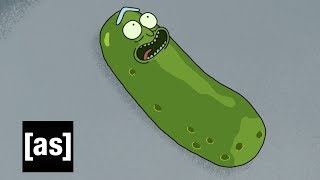 Pickle Rick Outtakes   Rick And Morty   Adult Swim