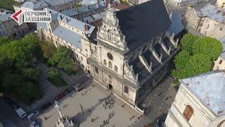 Церква св. Андрія у Львові