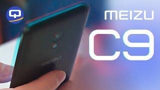 Смартфон Meizu C9 Pro 3/32GB Gold от компании Cthp - видео 2