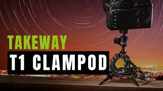 Takeway T1 Clampod 2