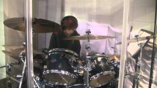 Drums: Joel plays Are You Magentic by Faker