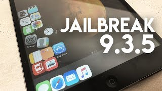 How to Jailbreak iOS 9.3.5 - 2018