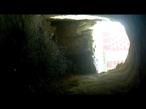 en las cuevas de albero bajo