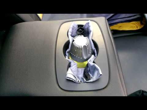 Ein Tipp wie man unauffällig guten Duft ins Auto bekommt.