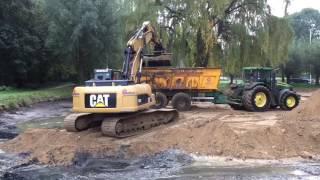 Baks Grondverzet - Parkinrichting Beekdal Lichtenvoorde