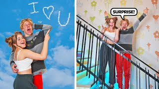 WE SURPRISED EACH OTHER WITH THESE DREAM GIFTS **Cute Reactions**🎉    Piper Rockelle