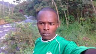 Fastest River in Africa Kenya watch this amazing speed of River Gura.
