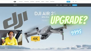 Dji air 2s /dji mavic air 2 /dji mini 2 what to buy? upgrade? (DESCRIPTIVE)
