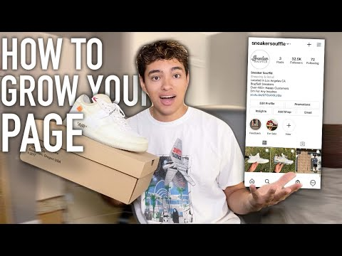 , title : 'How To Grow Your Instagram Reselling Page *Full Guide*