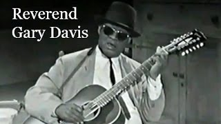 Reverend Gary Davis Cover - St Louis Tickle...
