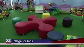 Jacksonville State Hosting College for Kids Event