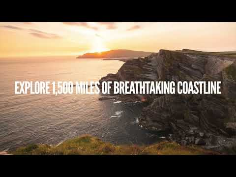 The Wild Atlantic Way: The Southern Peninsulas