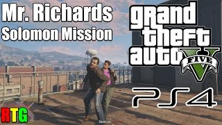 mission salomon gta v | Becky (Chain Reaction Redwood City)