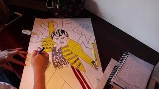 Freddie Mercury Typeface