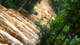 Waterfall In Mae Sot