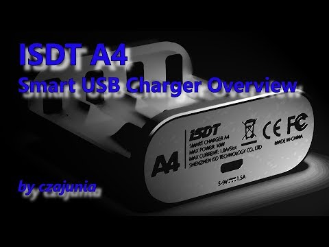 ISDT A4 - Quick Overview