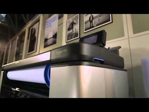 HP DESIGNJET T7200 - T3500 - Z5400 ADEMSIS