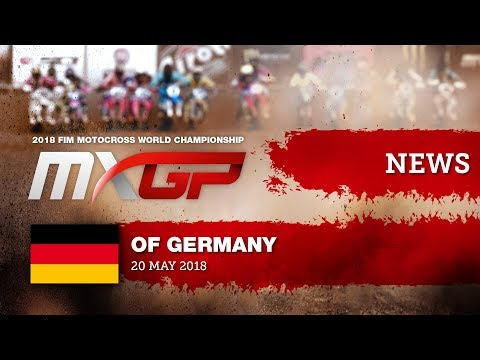 News Highlights MXGP of Germany 2018 in Spanish
