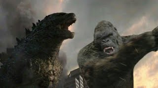 Godzilla Vs King Kong Epic Trailer