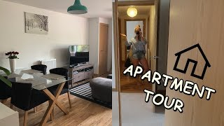 APARTMENT TOUR ! Nasze Mieszkanie  WYPROWADZKA :)