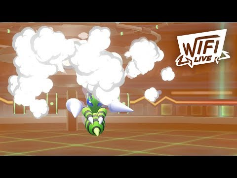 Pokemon Let's Go Pikachu & Eevee Wi-Fi Battle: Shiny Mega Beedrill's Outrage! (1080p)