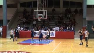 Sportz Viz 2-27-13 BIIF boy's basketball championships  UHH Lady Vulcans Senior Night