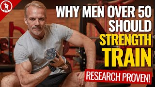 Lifting Weights When You Are Over 50 (The TRUTH)