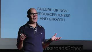 Lessons From a Shoe Designer: How Failure can Lead to Success | Sean Scott | TEDxCrossroadsSchool