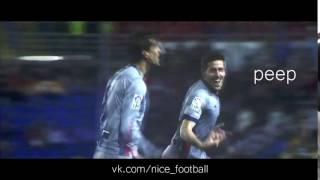 Масуд кладет победный гол   vk com nice football