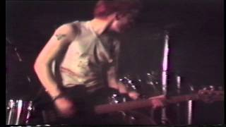 The Exploited  Live At Paradise 25 Sept. 1981 (1 2)