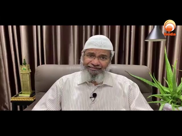 Is it compulsory to pray taraweeh in 20 rakaat Dr Zakir Naik Ramadan2020