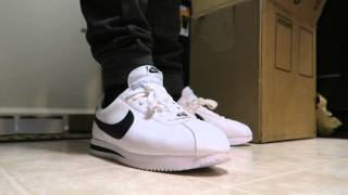 Nike Cortez Shoe On Feet Review Including Sizing