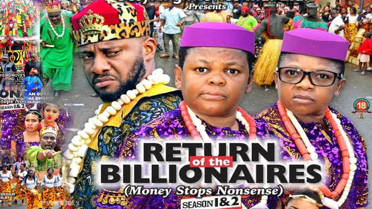 Return of the Billionaires (2019) (Part 2)
