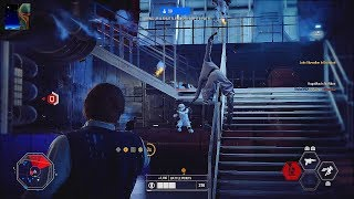 Star Wars Battlefront II - Galactic Assault Gameplays PS4 60fps (No Commentary)