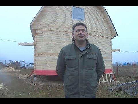 Черепанов С.А. - видеоотзыв о строительстве