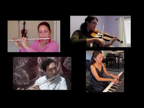 Antonio vivaldi GigaVirtual Concert in Houston